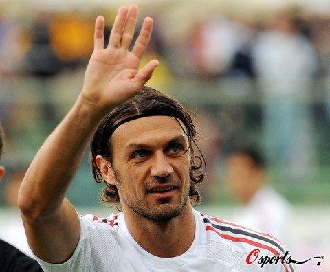 意甲 米兰2 0排第3进欧冠 马尔蒂尼完美告别